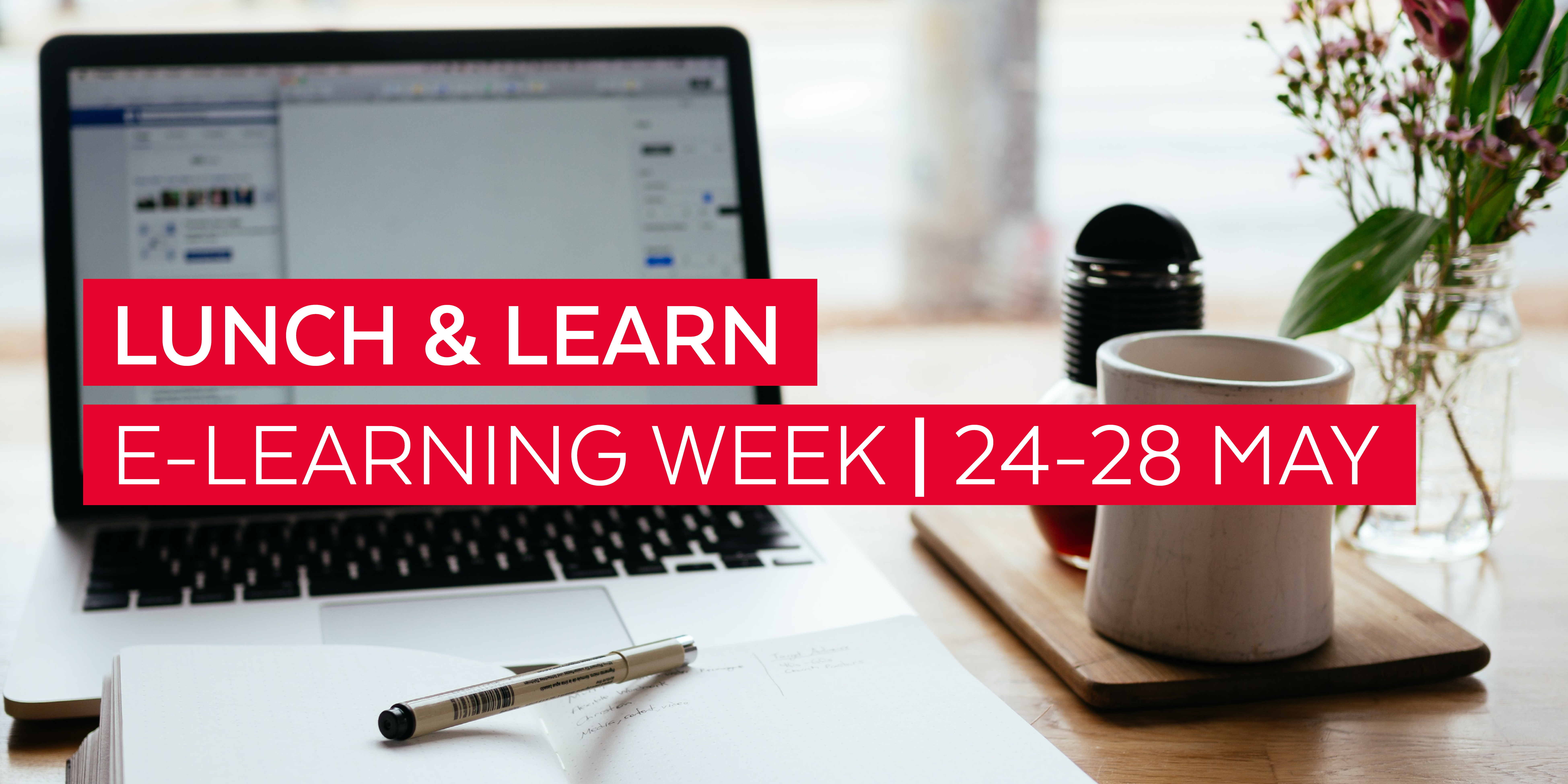 Lunch & Learn e-learning week | 24-28 May with Legal Network | Hugh James