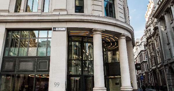 Hugh James | 99 Gresham Street