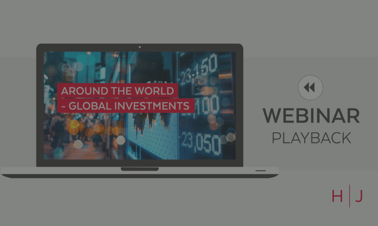 Webinar - Around the World - Global Investments with Arbuthnot Latham 18.05.2021