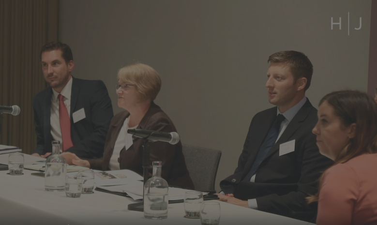 For Public sector - Affordable Housing Review Panel Discussion 23.9.19