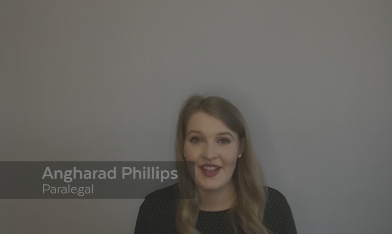 Trainee Talks | Angharad Phillips - summer placement scheme