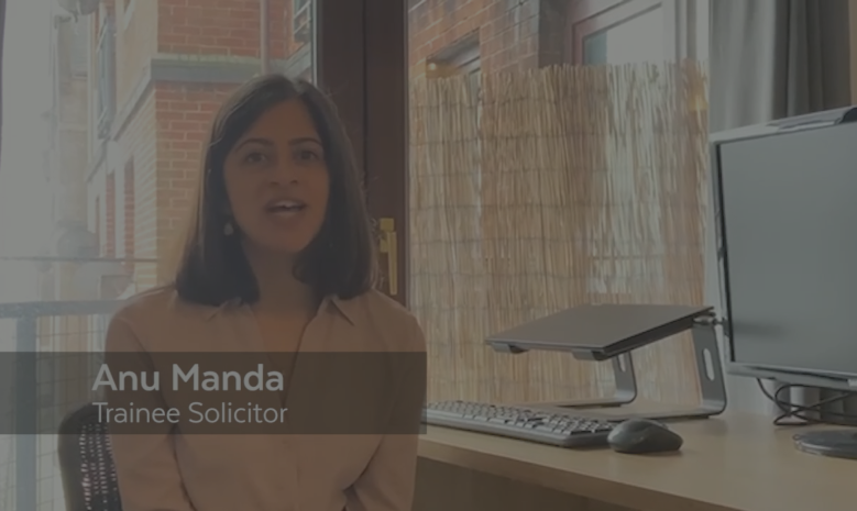 Trainee Talks | Anu Manda
