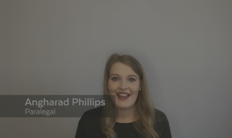 Trainee Talks | Angharad Phillips - volunteering