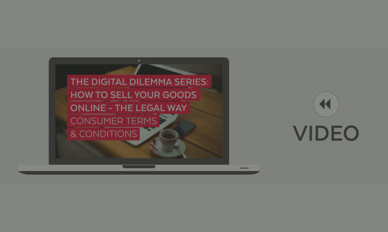 Digital Dilemma Series - Consumer Terms & Conditions